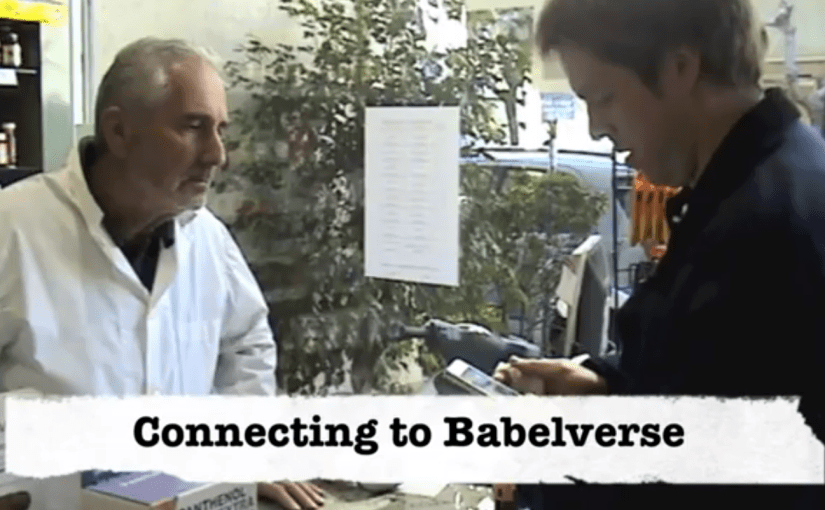 BABELVERSE: A glimpse of the future