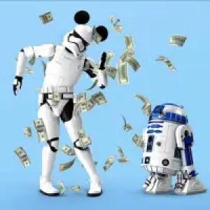 big robot and small robot
