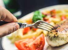 Begin a healthy eating plan to maintain a healthy prostate.