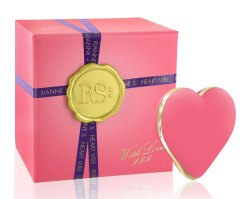 Keep your long distance relationship close to your heart with this heart vibrator