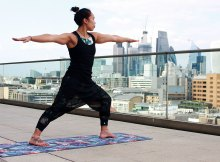 hope for bladder leakage during yoga class