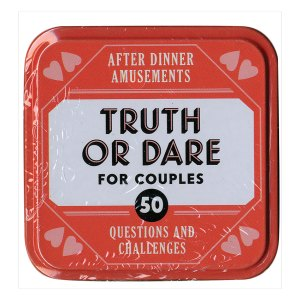 Truth or Dare for Couples game