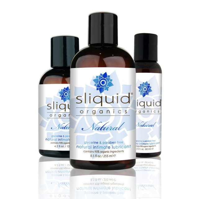 Sliquid Organics Natural for Dyspareunia