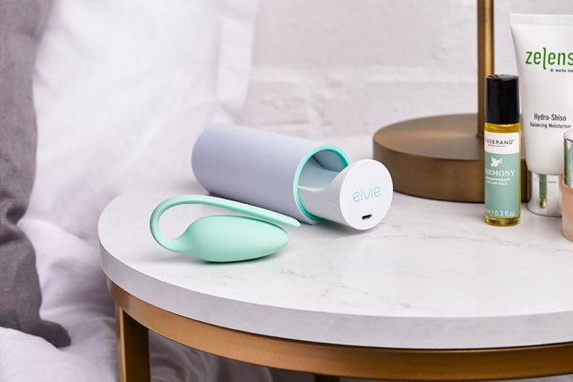 The Elvie Trainer could be the future of kegel exercise