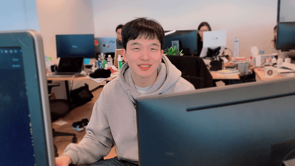 메디블록 개발자 김승환