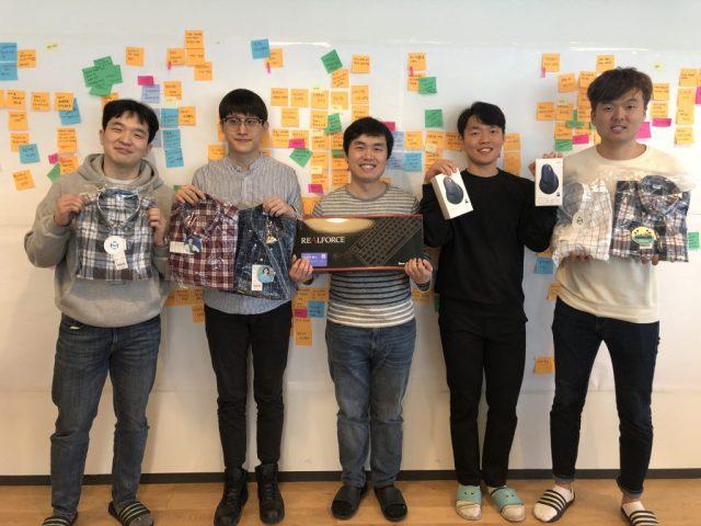 메디블록 개발팀은 지금 DEVCON 준비 중!