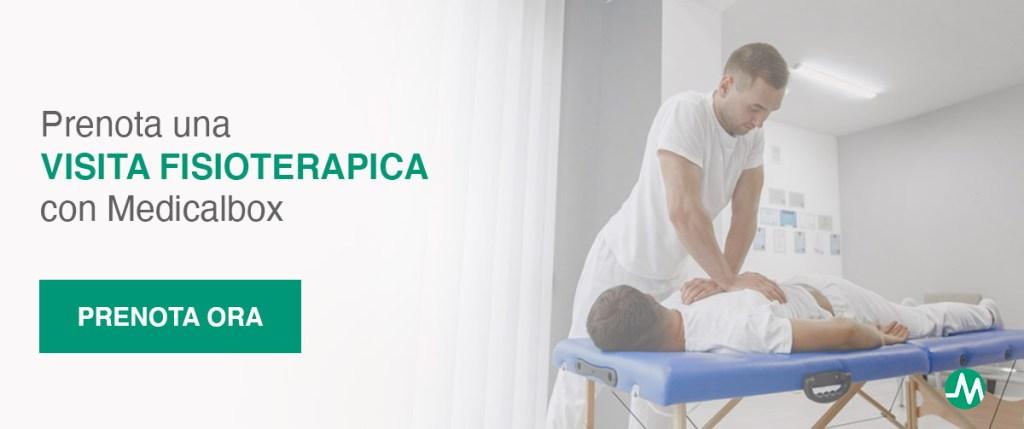 Prenota una visita dal fisioterapista con medicalbox