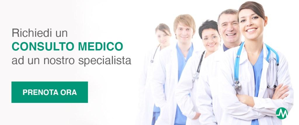 Richiedi un consulto medico ad uno specialista con Medicalbox