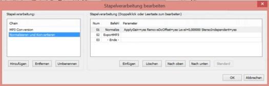 Audacity_Stapelverarbeitung_konfigurieren