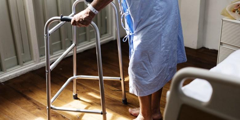 Desinfectie in rusthuizen: situatieschets