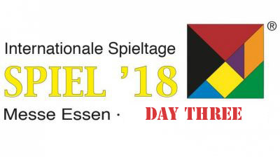 Day 3 Spiel Essen 2018, Still Going Strong [News]