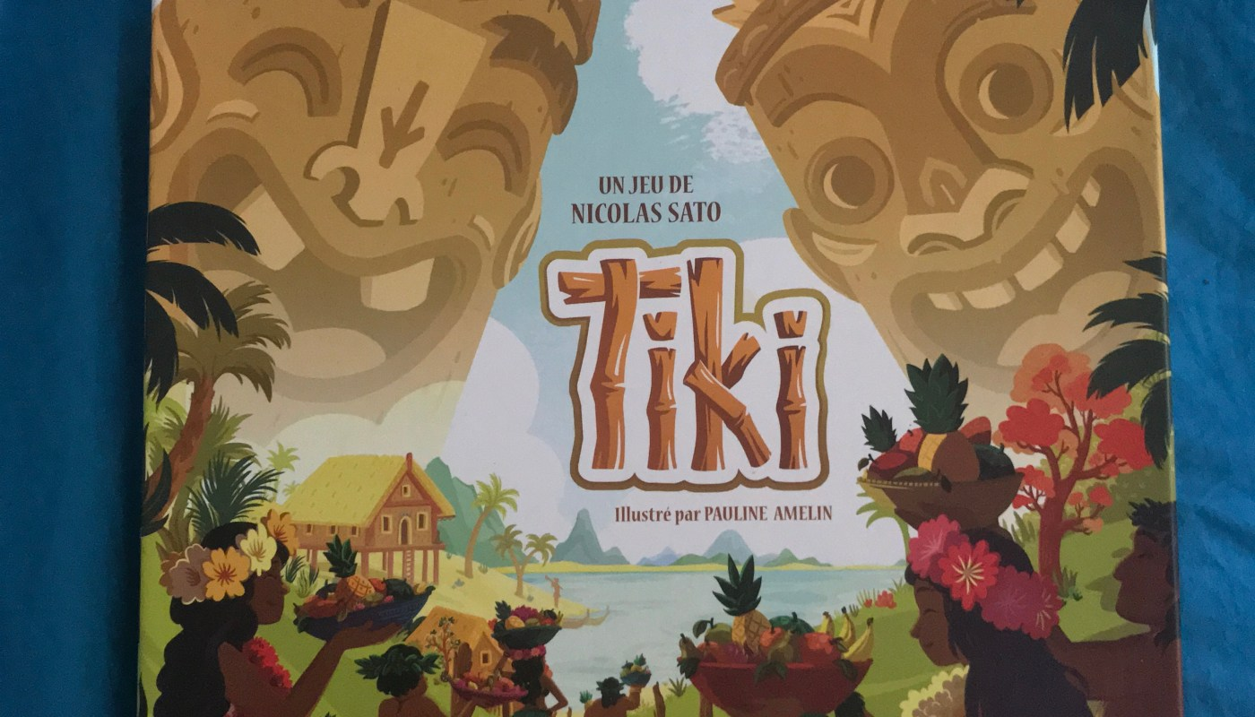 Tiki: Harvest the most pineapples [Review]