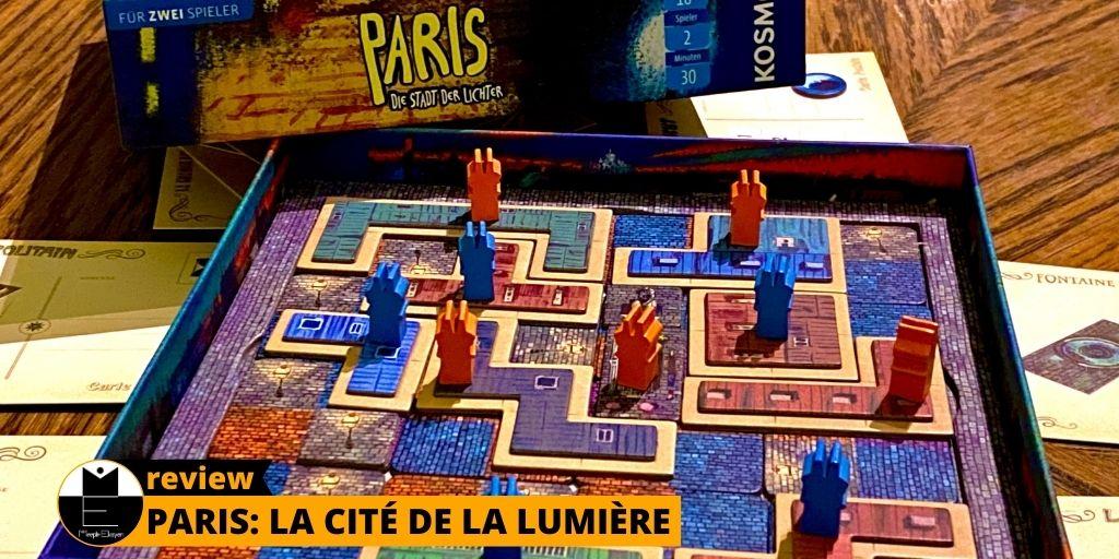 Paris: La Cité de La Lumière, c'est charmant! [Review]
