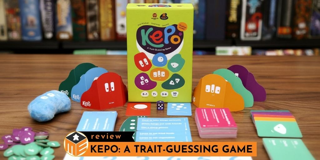 Kepo: A Trait-Guessing Game, light and personal [Review]