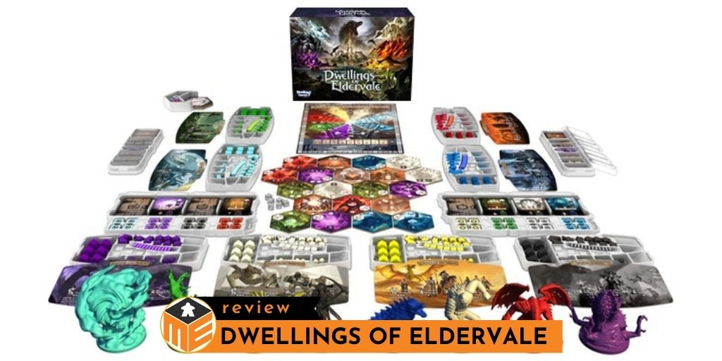 Dwellings of Eldervale: Controlling faction in the lost magical world [Review]