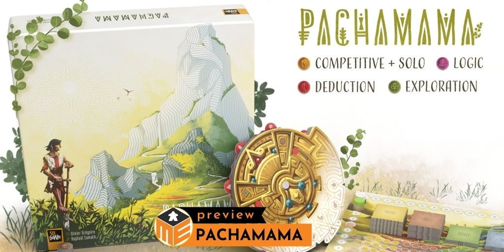 Pachamama: A puzzle and deduction in one game [Preview]