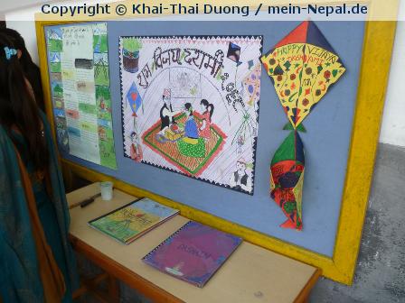 Wochen der Feiertage in Nepal: Dashain und Tihar