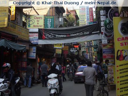 Thamel ist NICHT Nepal