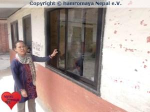 Neue Fenster und Türen für Compact Englisch School