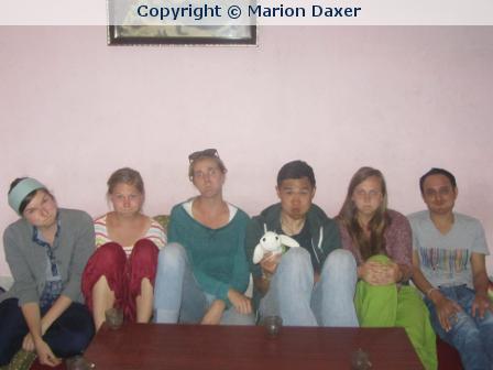 Wieder zurück aus Nepal…