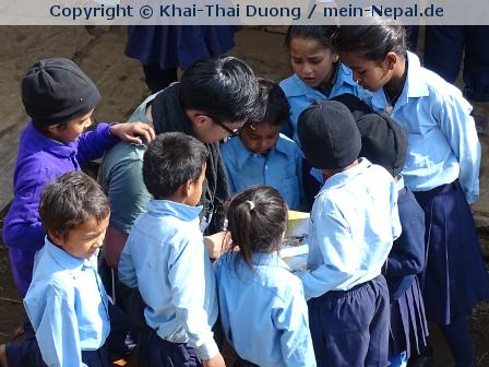 Nepal zeigt mir, wer ich wirklich bin