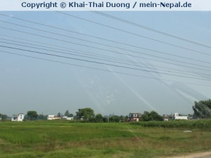 Die lange Fahrt von Kathmandu nach Nepalganj.