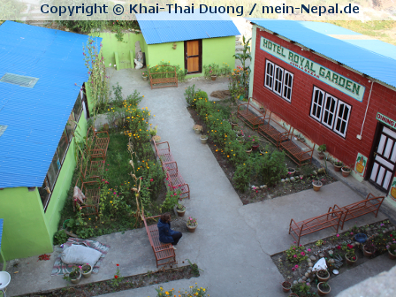 Nepal XI – Tag 18 – Ewigkeiten