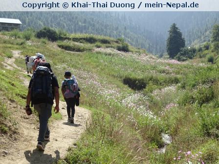 Trekking in Nepal – Eine Checkliste für deine Ausrüstung
