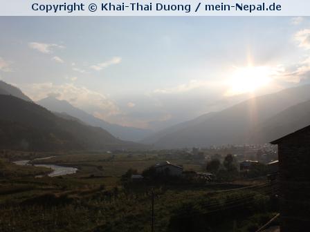 Nepal XI – Tag 10 – Witzfiguren