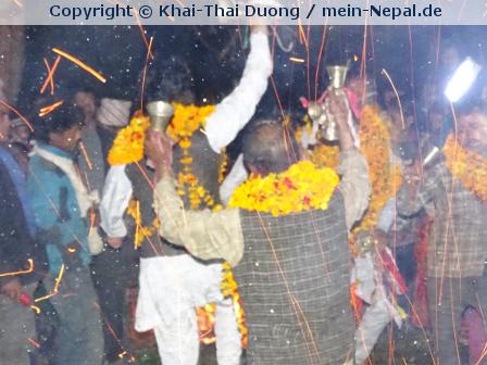 Nepal XI – Tag 11 – Geister-Masken