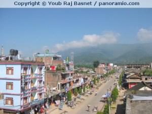 Tagsüber ist Surkhet gar nicht mal so unheimlich...