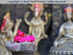 Es sind die kleinen Traditionen, die Nepal zu dem machen, was es ist.