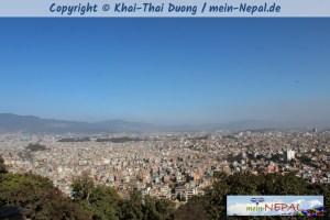 Einst bedeckte ein gigantischer See das heutige Kathmandu-Tal.