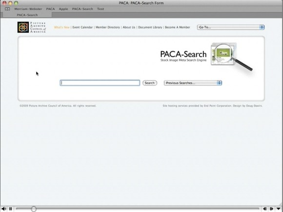 Pacasearch