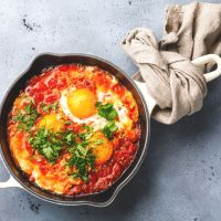 The Best Shakshuka Ever
