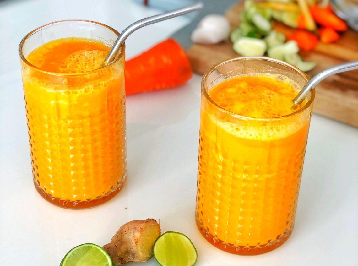 immune boosting turmeric juice