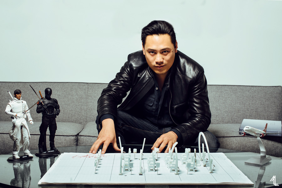 Jon M. Chu by Melly Lee (mellylee.com)