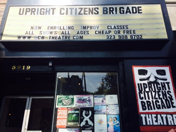 Upright Citizens Brigade (UCB)