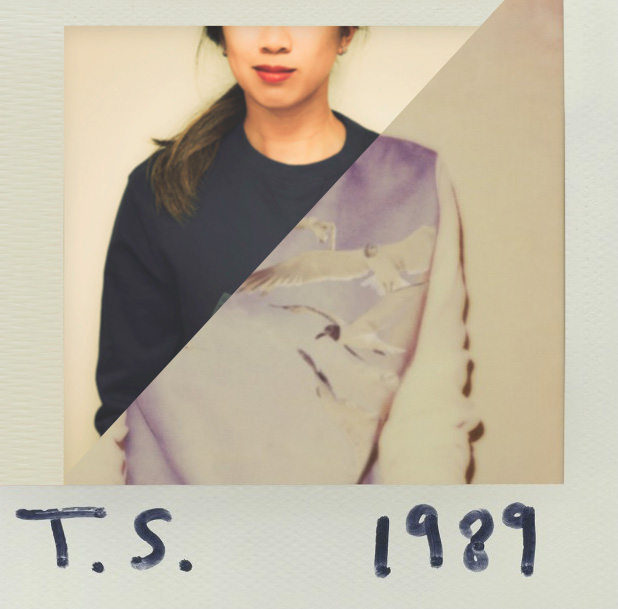 Turn Your Photo Into A Polaroid Or Taylor Swift S 1989 Album Cover Melly Lee Blog
