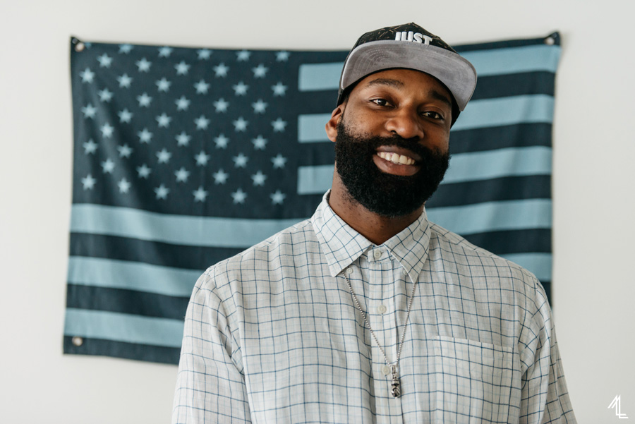 Baron Davis by Melly Lee (mellylee.com)