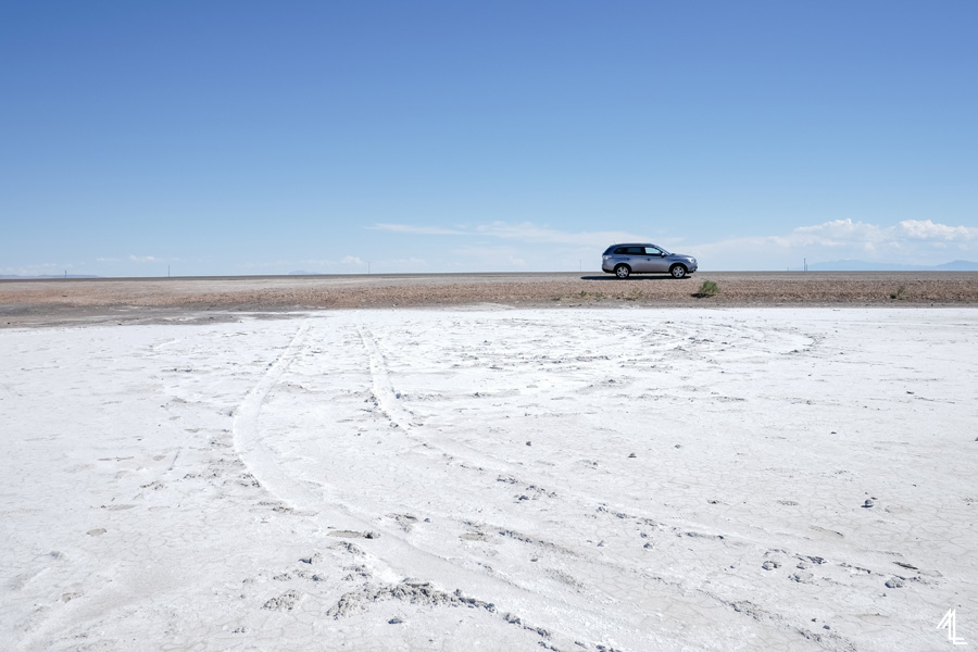 Bonneville Salt Flats by Melly Lee (mellylee.com)