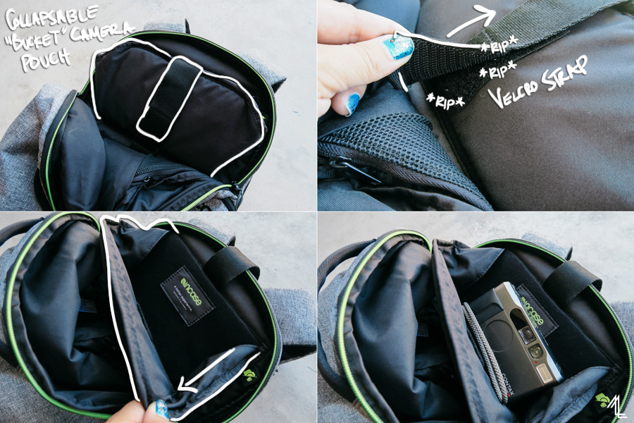 incase Reform Action Backpack