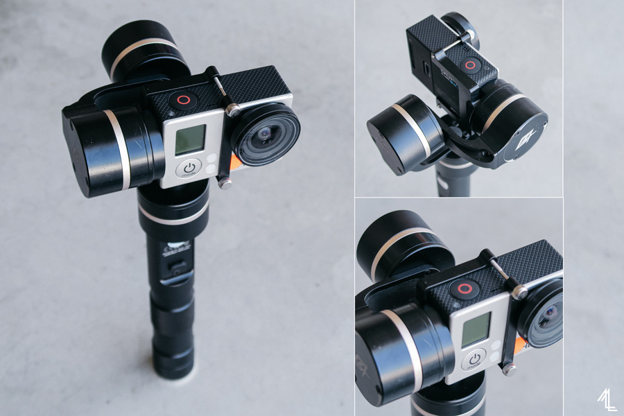 Feiyu Tech G4 3-Axis Handheld Gimbal