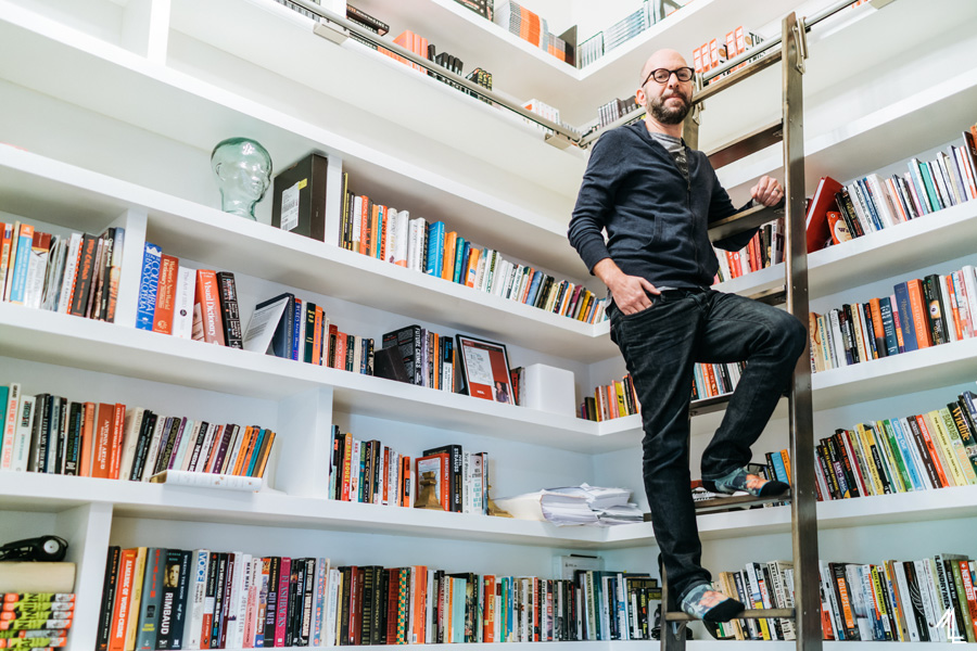 Neil Strauss by Melly Lee (mellylee.com)