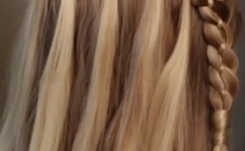 Waterfall braid_MelyMarmelade