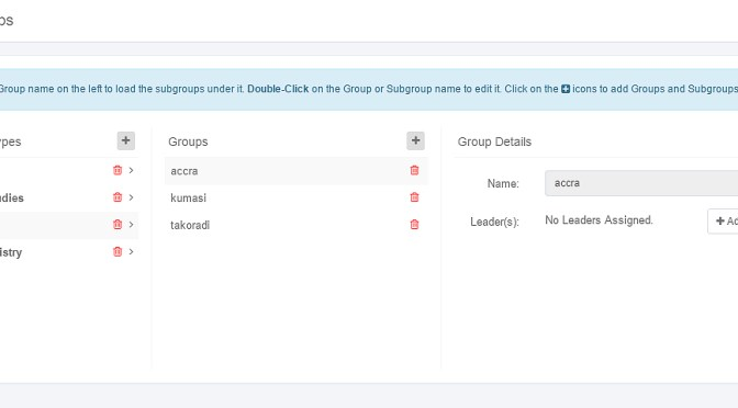 How To: Setup Member Groups In Your Organization