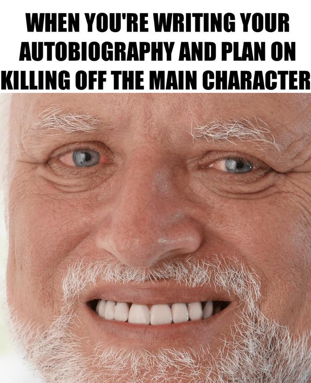 harold autobiography