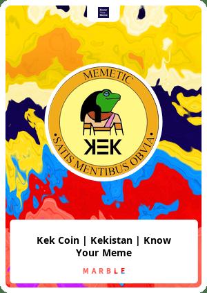 kek coin