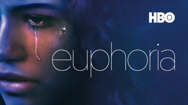 euphoria série hbo
