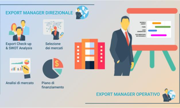 Export , digitale, buone pratiche: